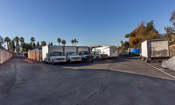 RV and Boat Storage near Costa Mesa