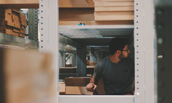Commercial Business Storage