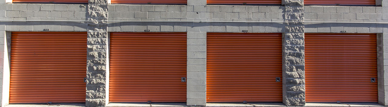 High Quality Storage Units in California
