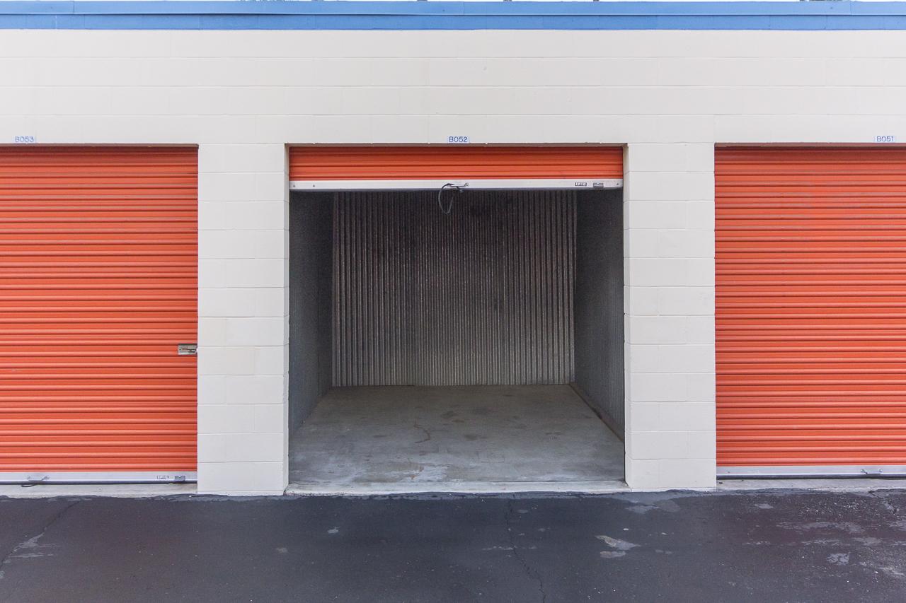 Santee Mini Storage Outside Units