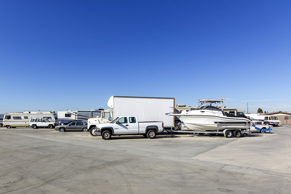 RV and Boat Self Storage