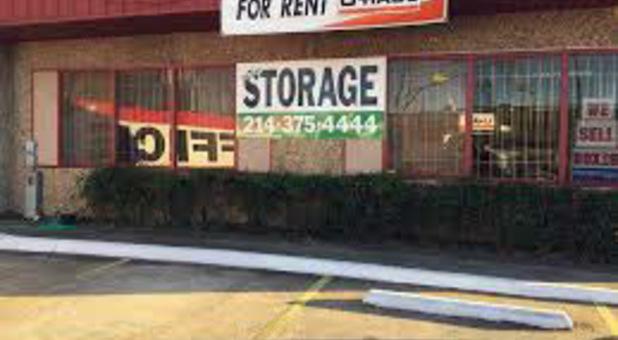 Storage Units in Dallas, TX