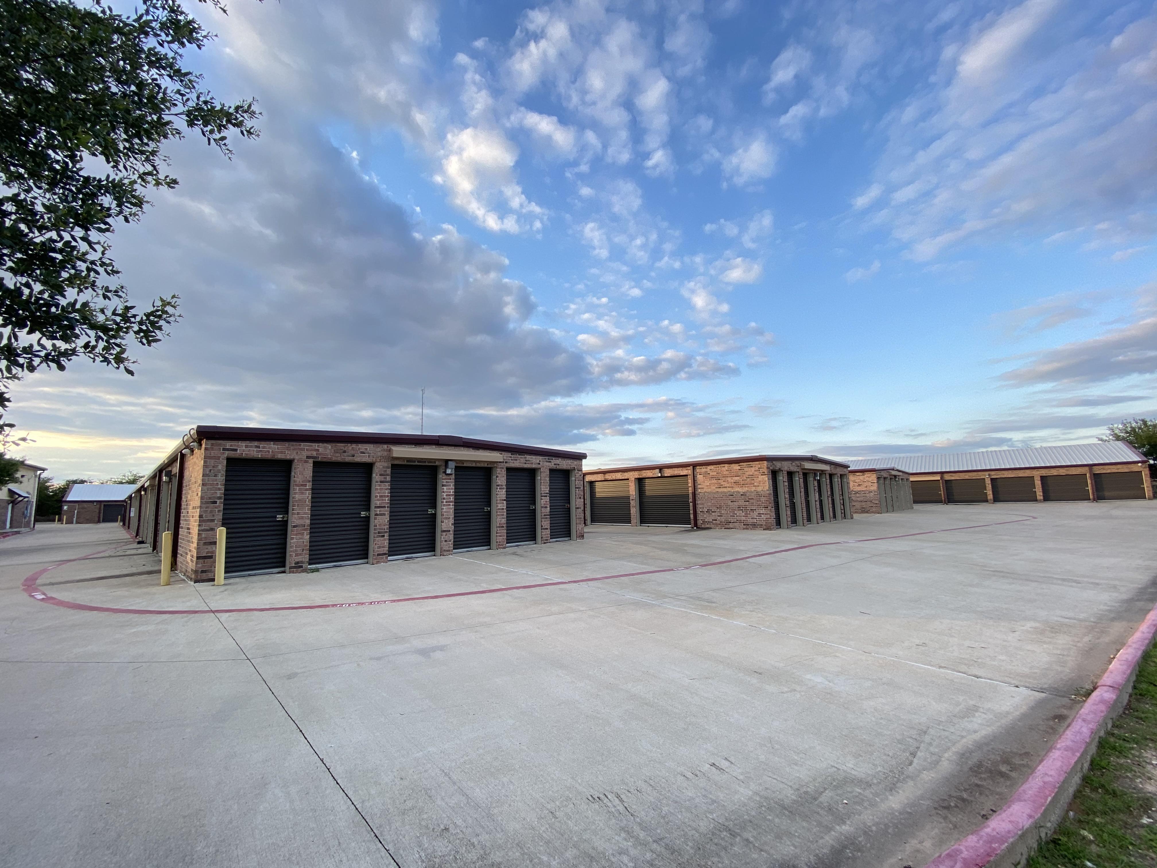 Storage Units in College Station, TX