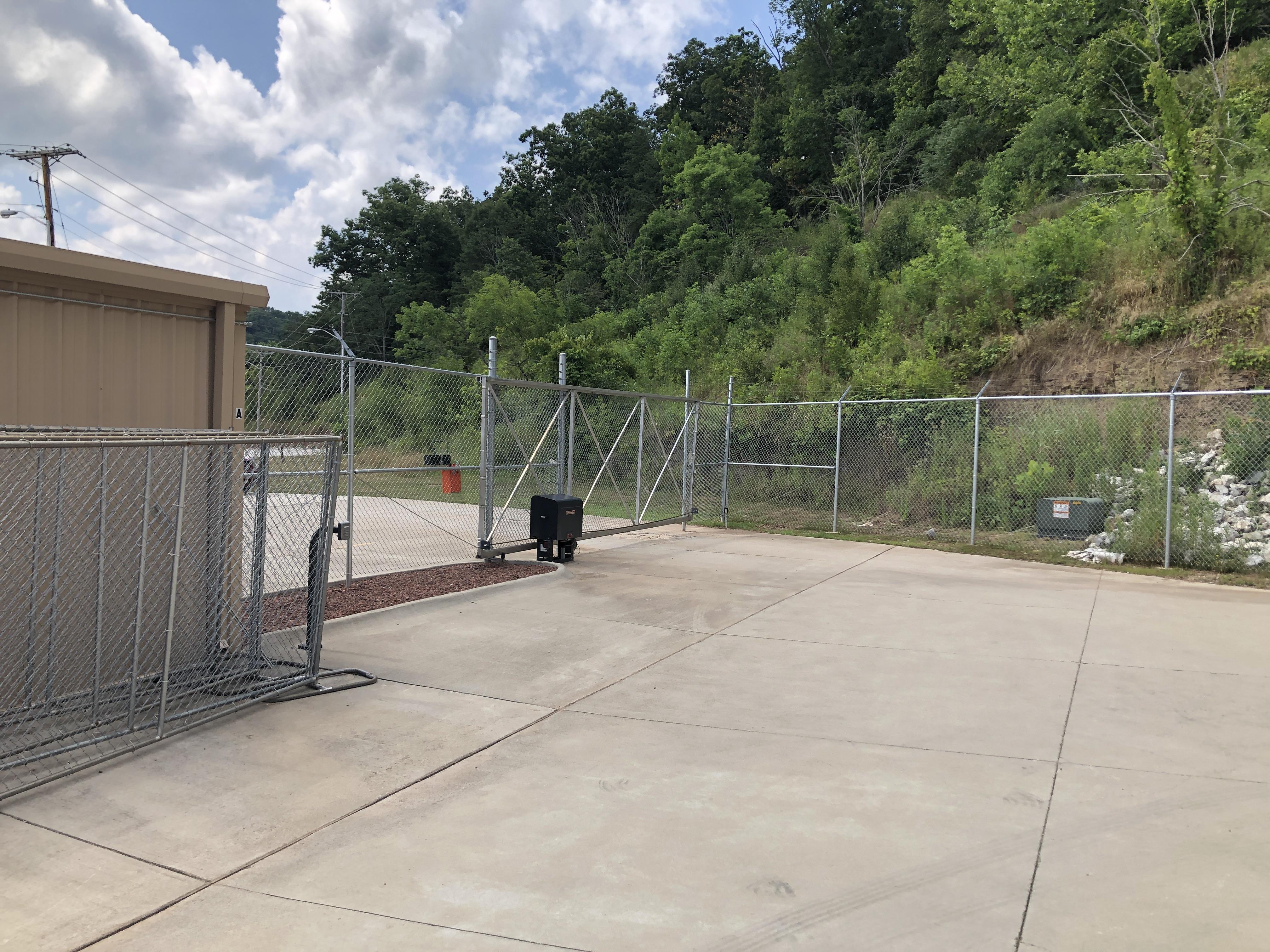 Rhino Self Storage - Hurricane Gate