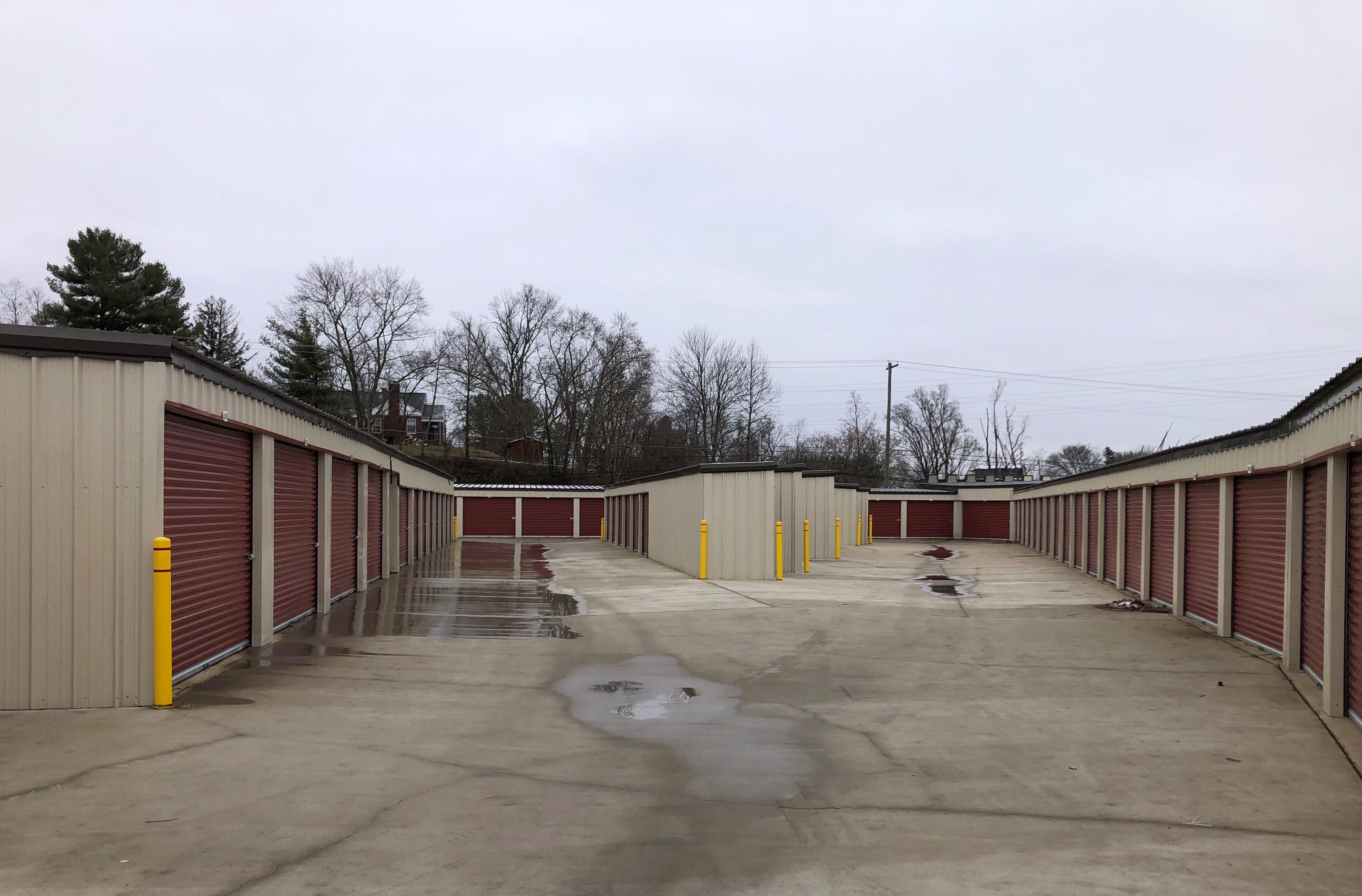 Secure Storage in Parkersburg, WV