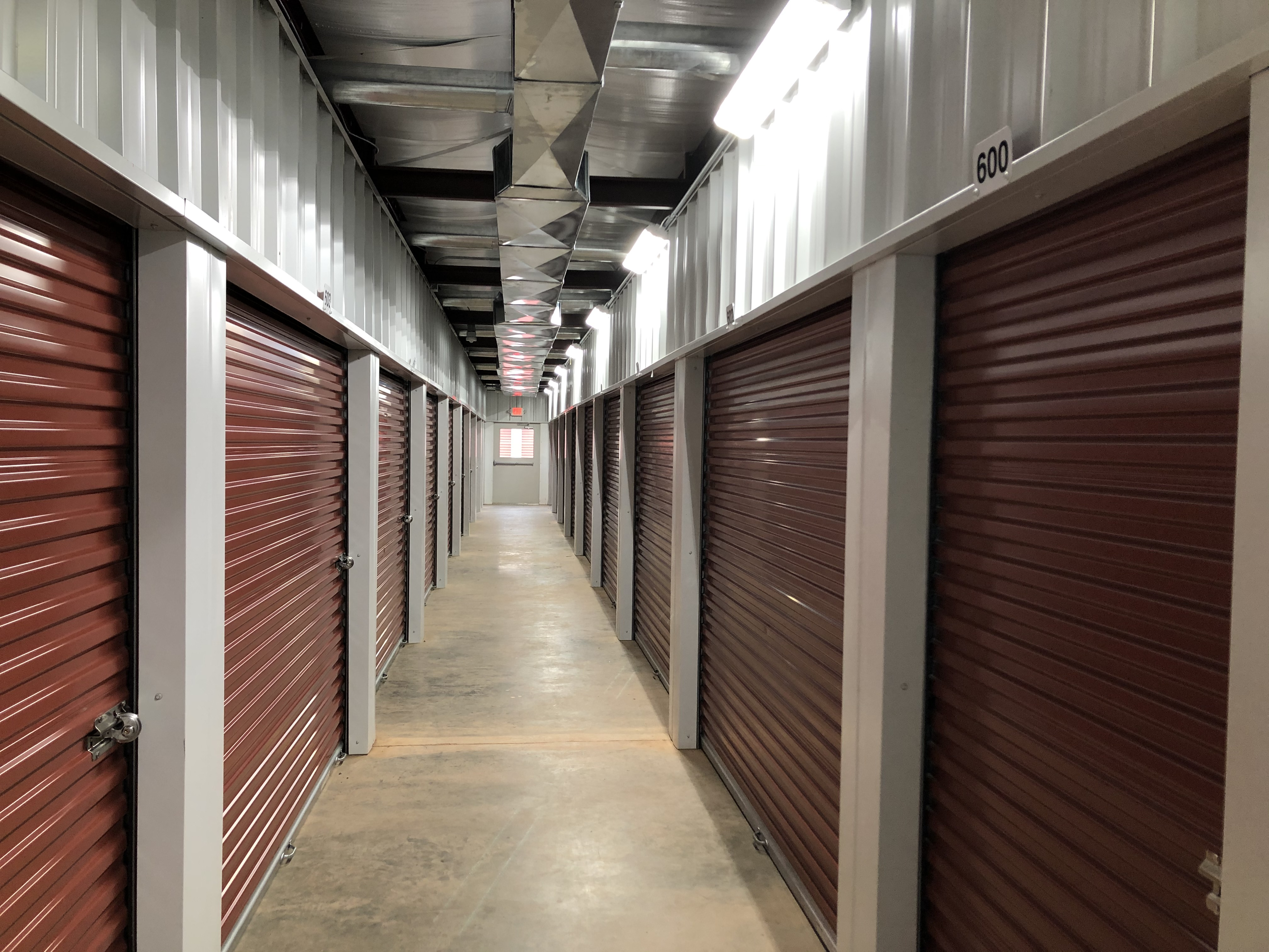 Temperature-Controlled Storage in Parkersburg