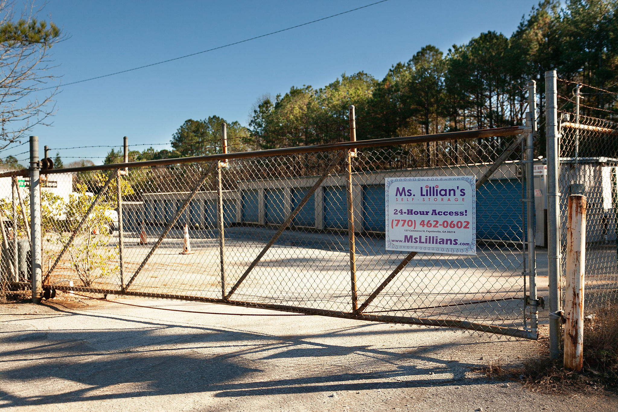 Ms. Lillian's Self-Storage - Fayetteville
