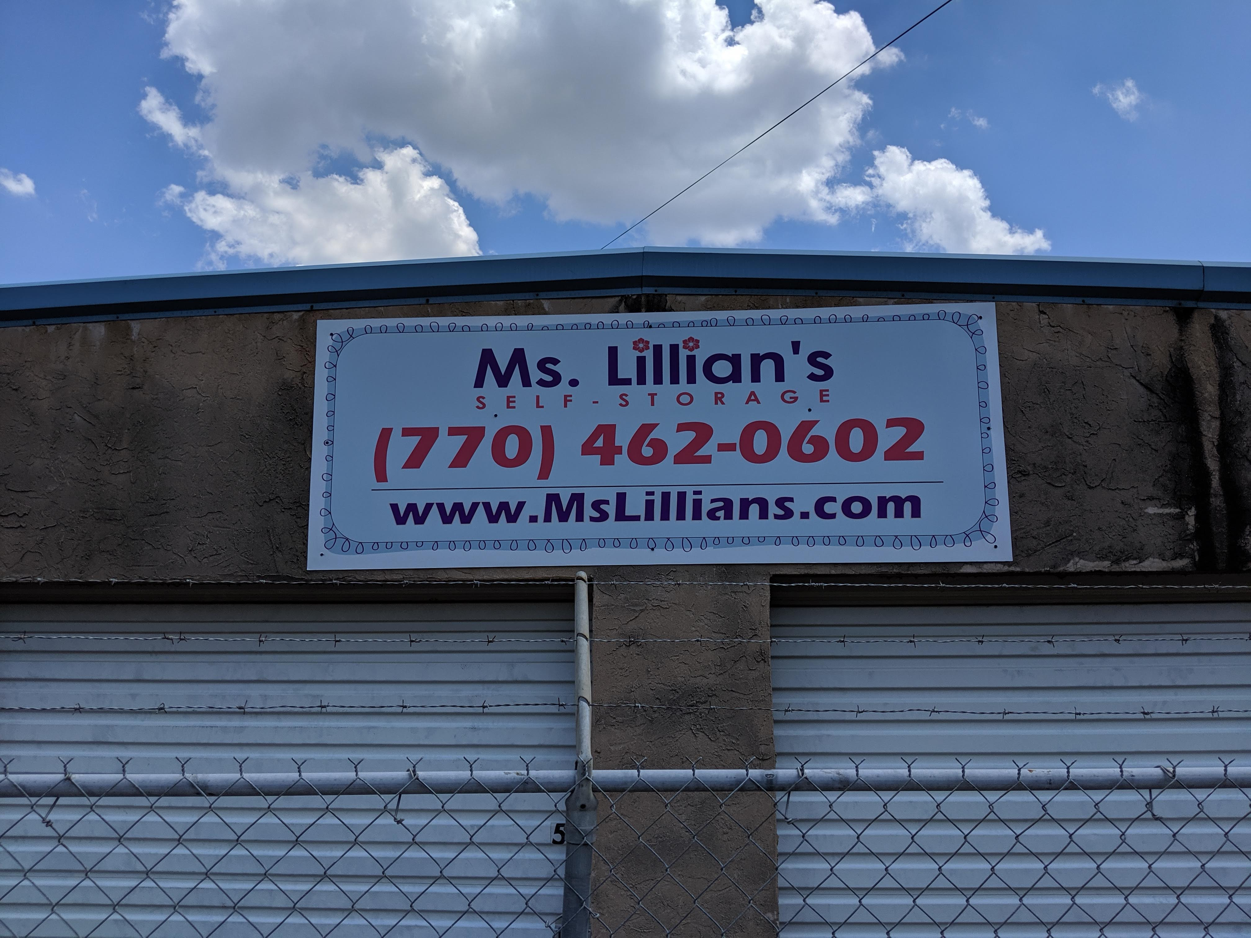 Ms. Lillian's Self-Storage - Fairburn