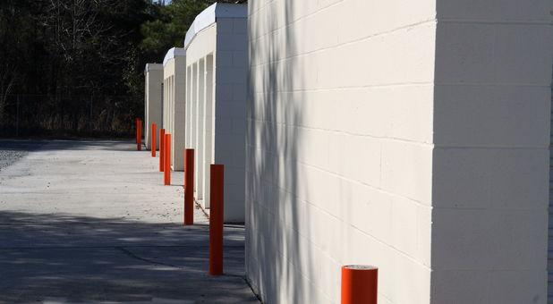 Self storage units in Springfield, GA