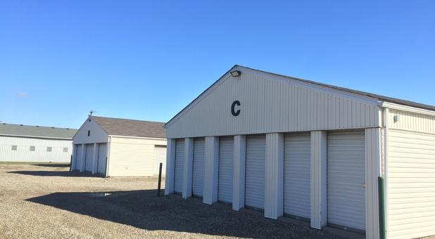 University Self Storage buildings