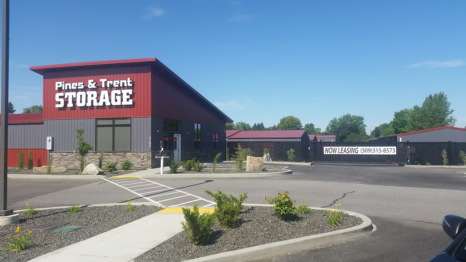 Self Storage in Spokane Valley, WA 99206   Pines and Trent ...