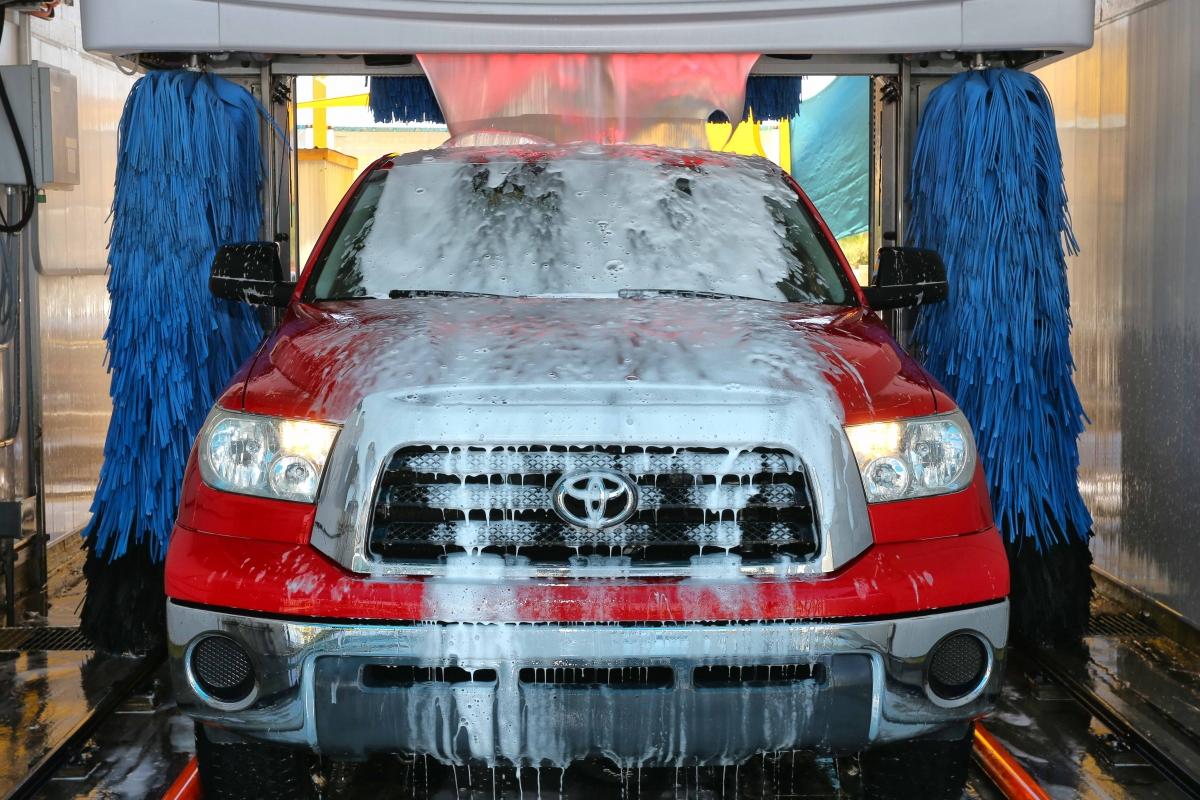 Car Wash in Tuscon, AZ