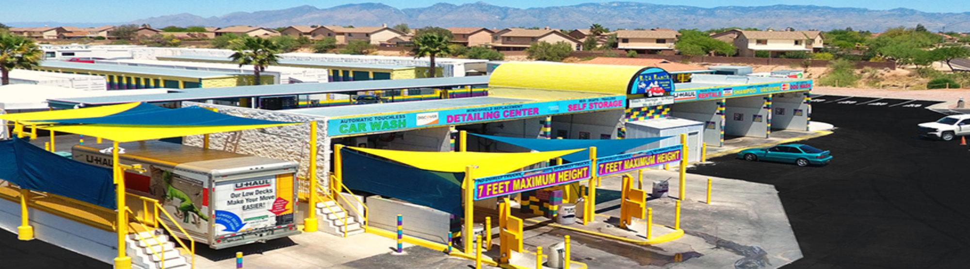 Rita Ranch Car Wash