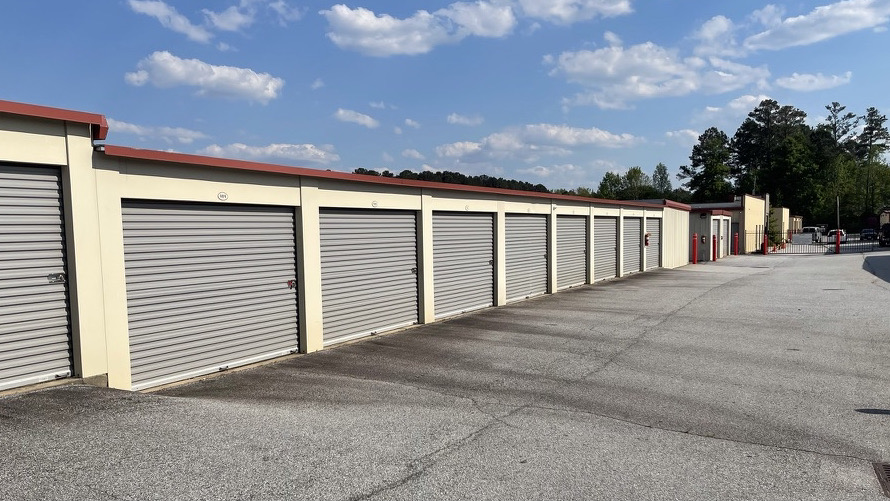 Drive Up Self Storage Fayetteville, GA