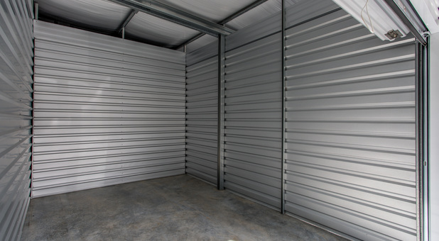 Large variety of storage unit sizes