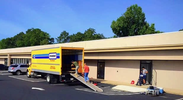 Self storage at Cross Country Plaza Columbus, GA