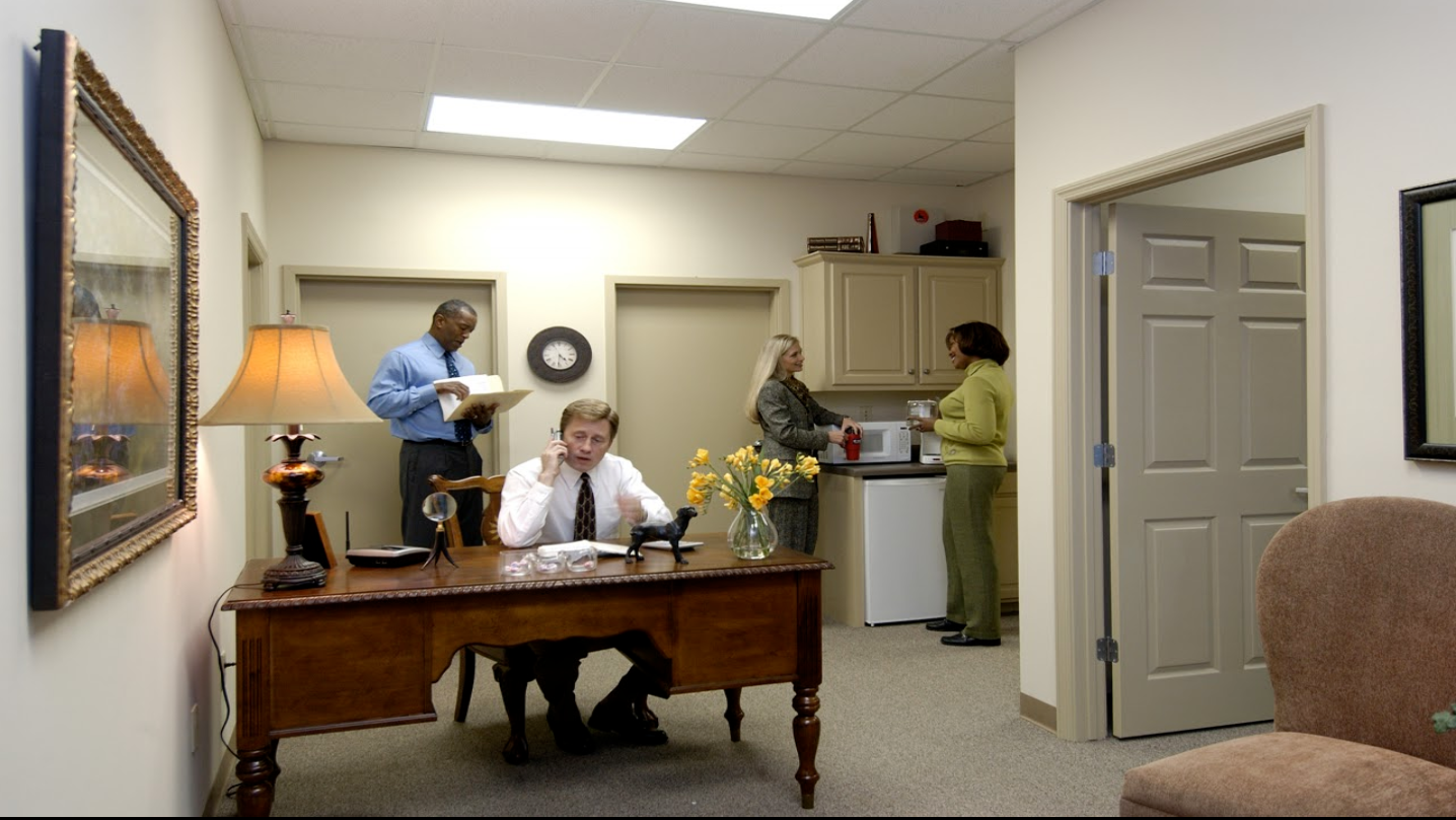 On site manager for office suites in McDonough, GA