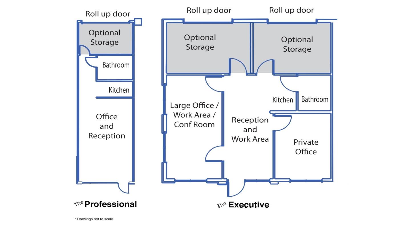 Office layouts in Hiram, GA