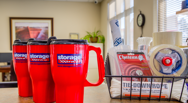 Come visit our leasing office and speak with a friendly Storage Advisor!