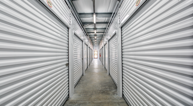 Indoor climate control storage units