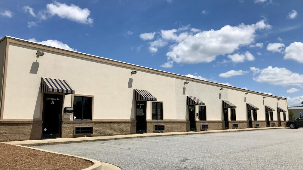 Storage Xxtra Columbus, GA Veterans Pkwy office building