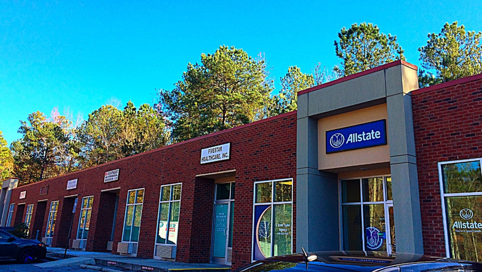 Office and business spaces in Newnan, GA