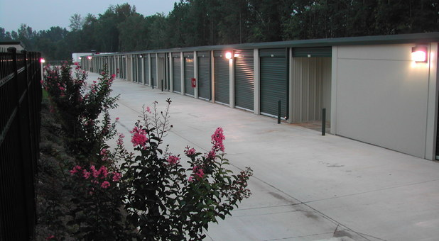 Storage units in Stockbridge, GA