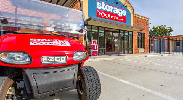 Storage Xxtra near Tyrone and Fairburn, GA