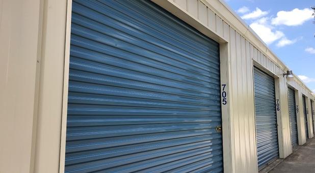 Drive up storage units in Columbus, GA