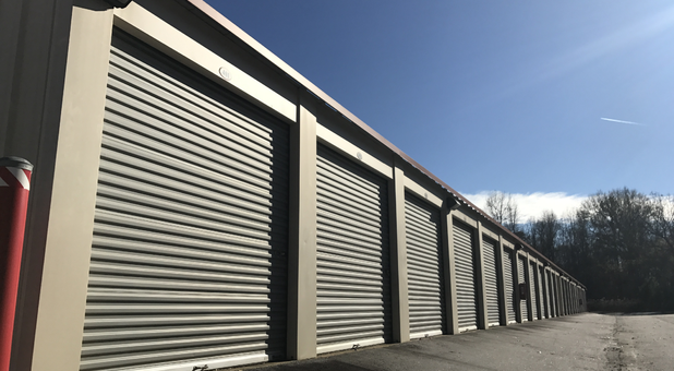 Drive up storage units in Villa Rica AL