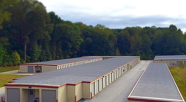 Well maintained storage facilities in Villa Rica, AL