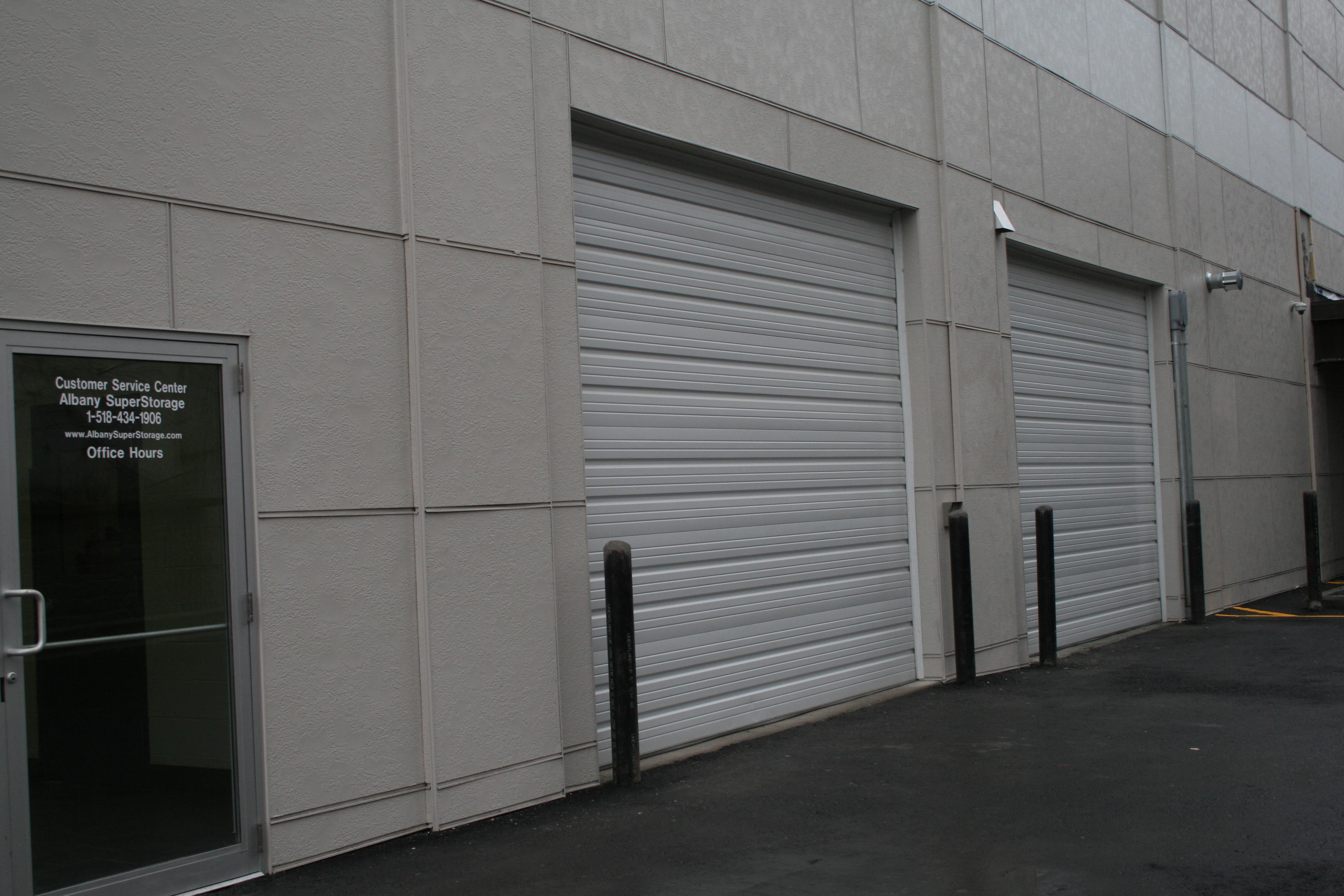 albany super storage storage unit loading dock