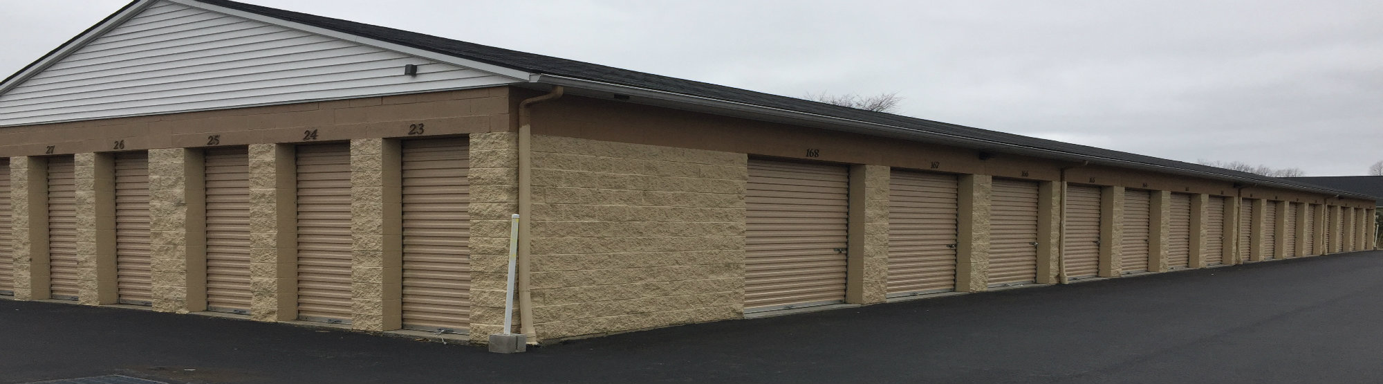 Drive-up Access at Value Storage Space