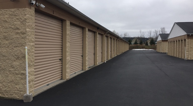 Drive Up Access units at Value Storage Space Holt Road