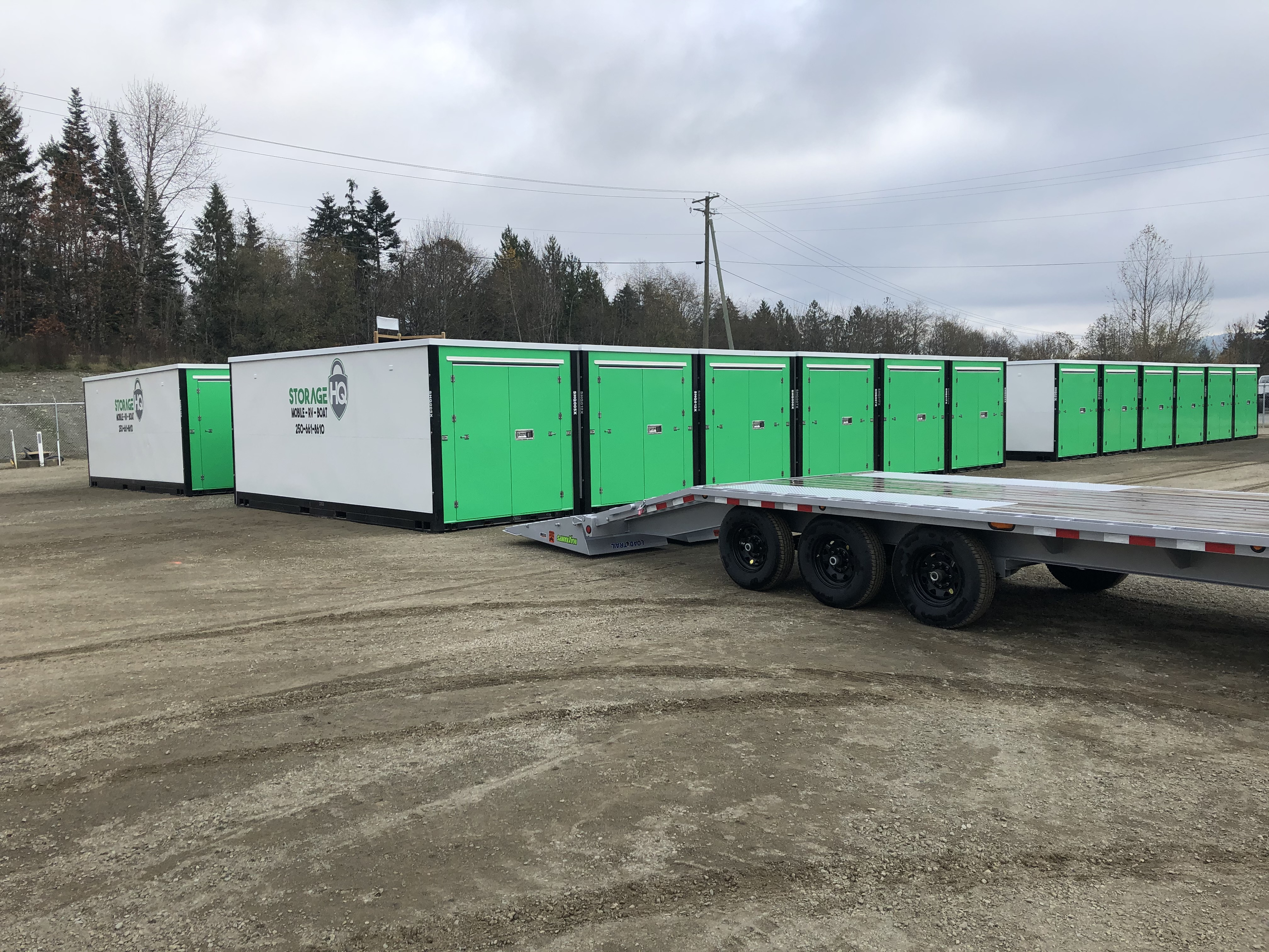 Delivery! Store In Our Yard or Yours!