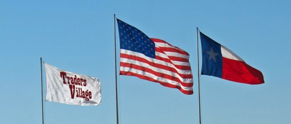 Traders Village Flags