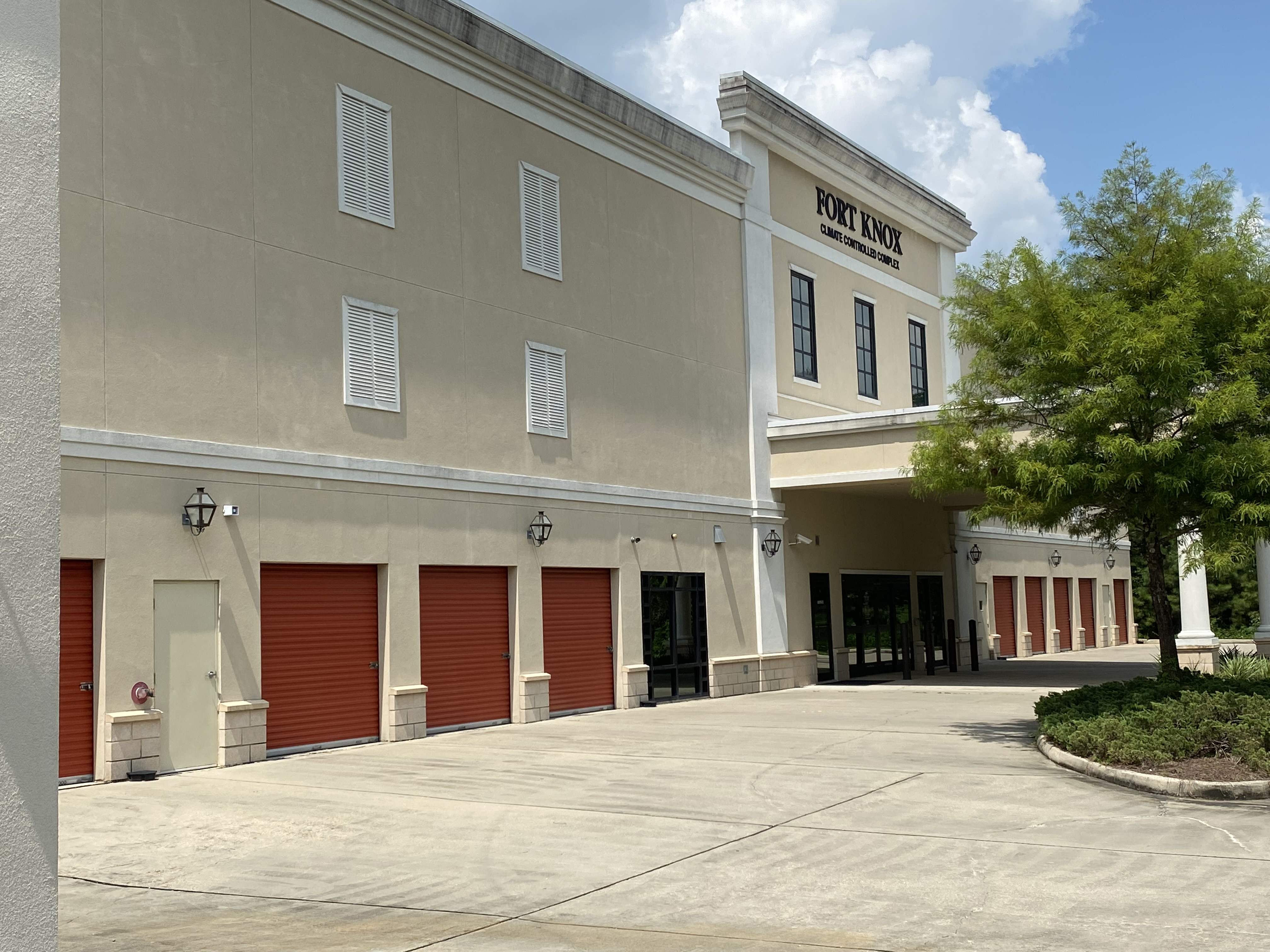 Fort Knox Self Storage Mandeville
