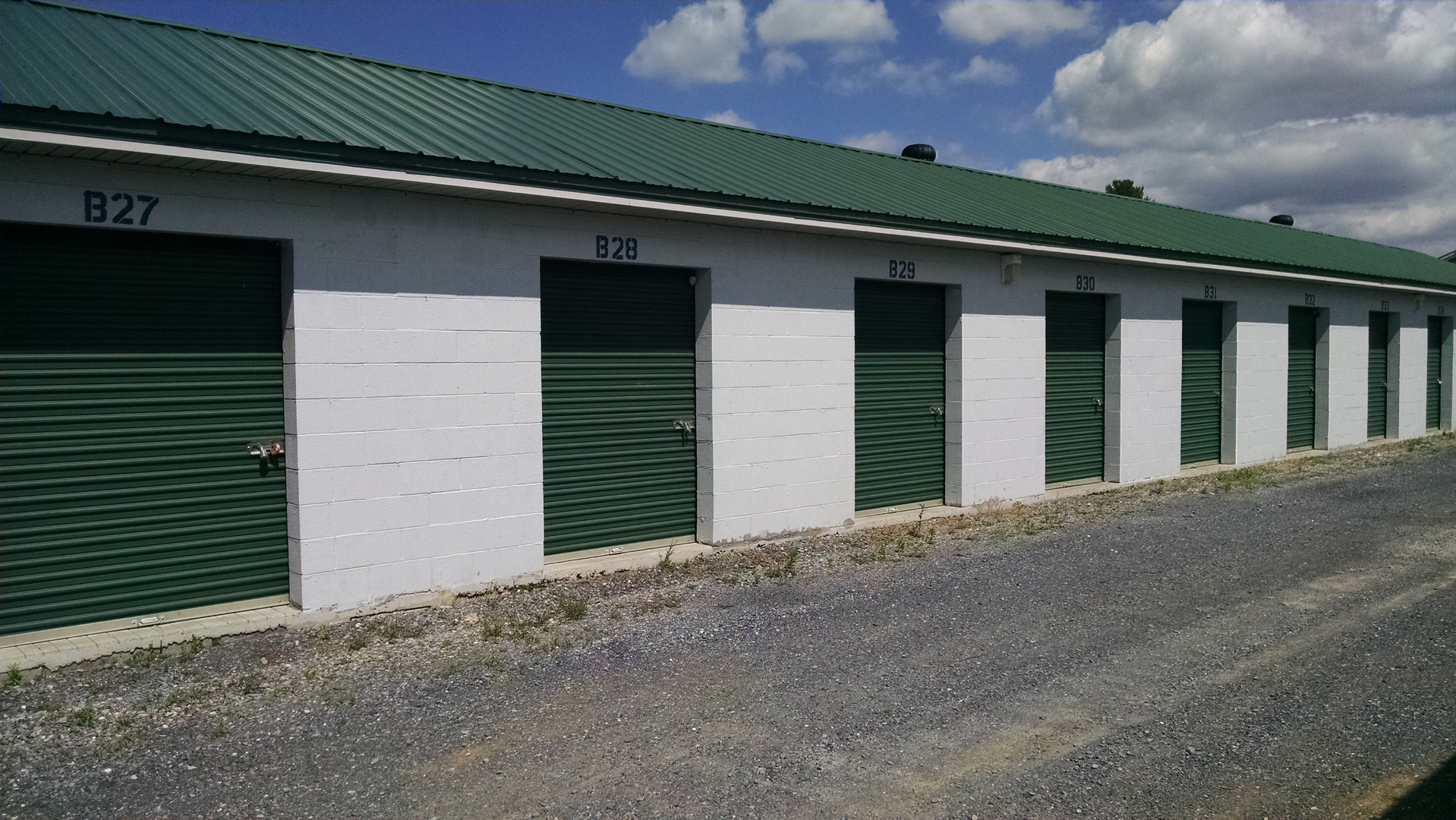 Self Storage in Carisle, PA