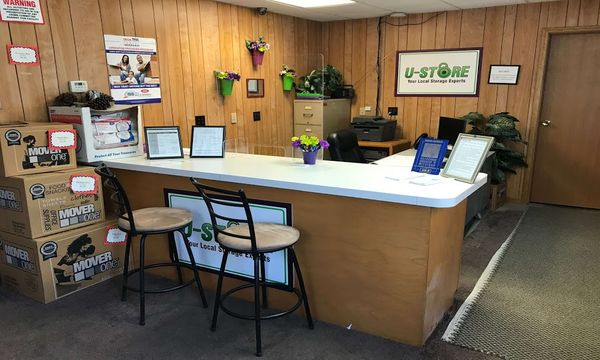 U-Store Self Storage - Albion Storage Facility Office