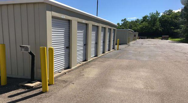 Storage Lockers at U-Store Self Storage - Brighton
