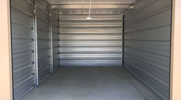 Inside look at our storage units