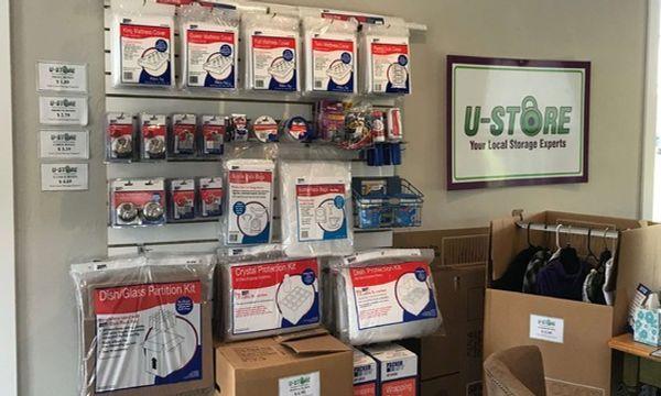 Packing & Moving supplies available at U-Store Kalamazoo