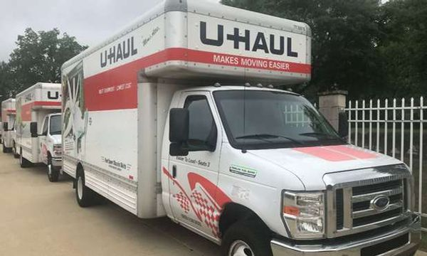 U-Haul Rental Trucks available at Stop-N-Stor - Stow