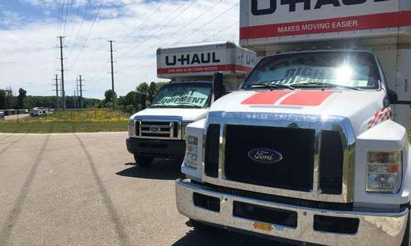 U-Haul Truck Rentals at U-Store Self Storage