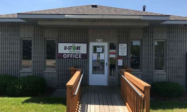 U-Store Self Storage located at 4228 Grange Hall Rd