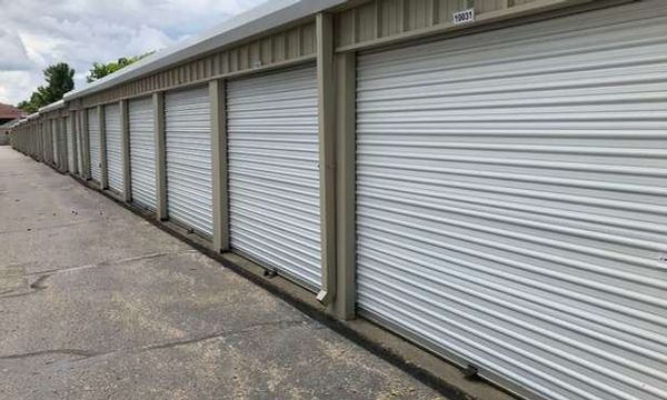 Drive Up Accessible Storage Units