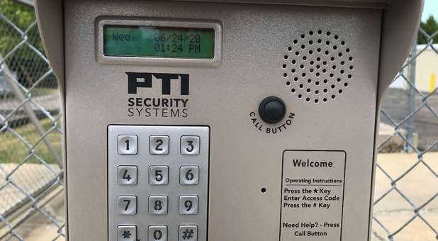 U-Store - Lake Orion Keypad Secured Gates