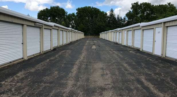 Storage Units of All Sizes with Drive Up Access