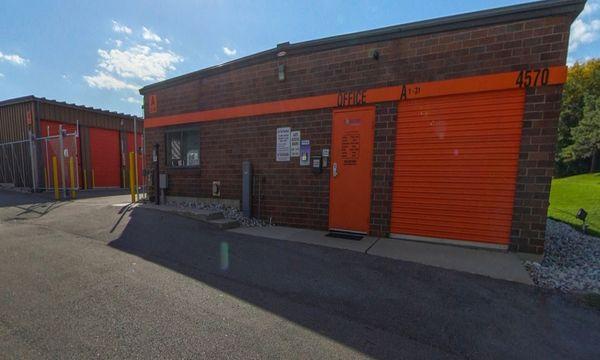 U-Store Self Storage located at 4570 36th St