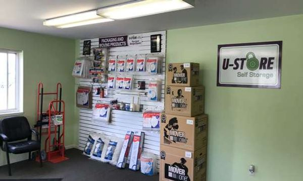 Packing & Moving Supplies Available at U-Store Self Storage - Davison